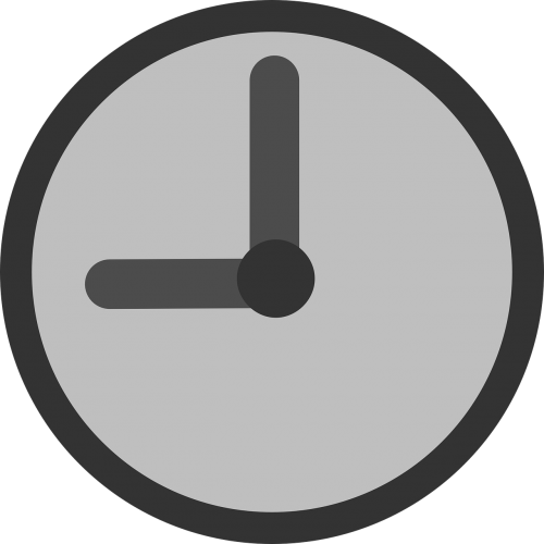 clock time hour