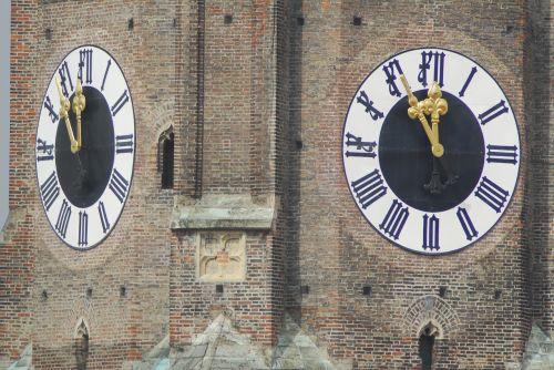 clock old architecture