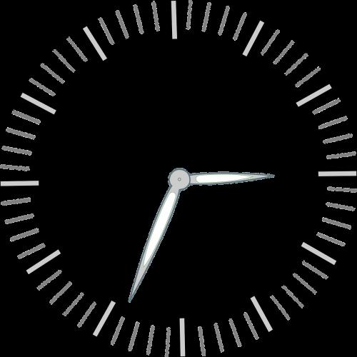 clock face arms