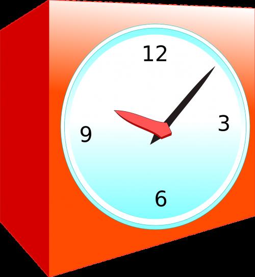 clock analog alarm