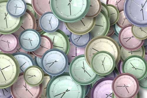 clock  time  time management