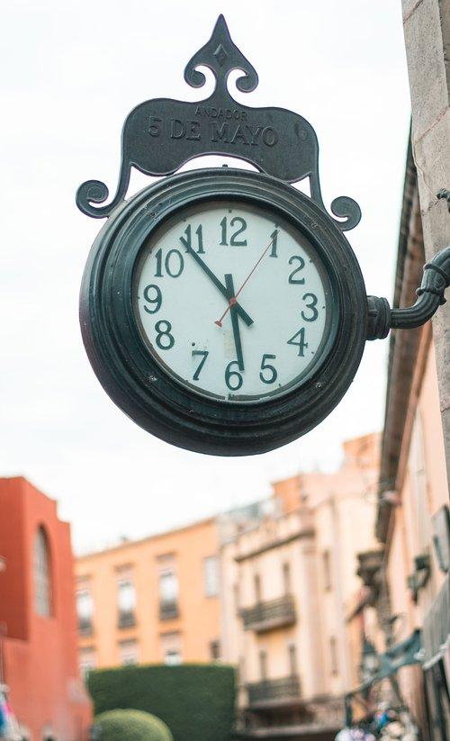 clock  time  classical