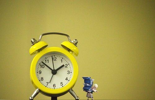 clock  time  seconds