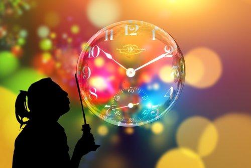 clock  bokeh  time out