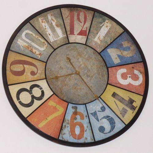 clock time wall clock