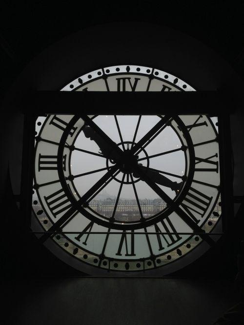 clock paris museum