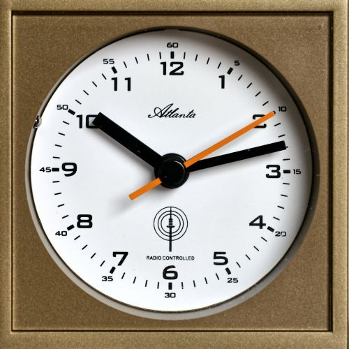 clock time time of