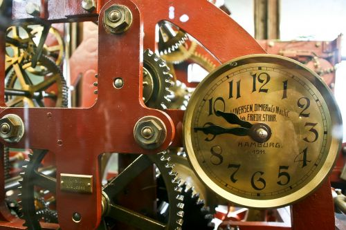 clock clock tower movement
