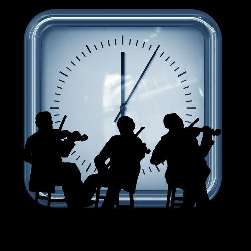 clock geiger minutes