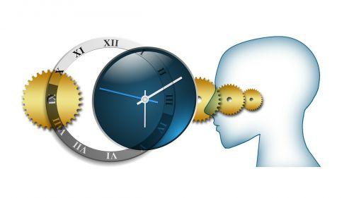 clock time face
