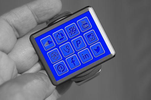 clock wrist watch smart watch