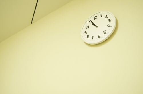 clock time promise