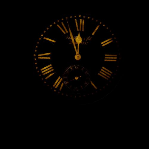 clock time time indicating