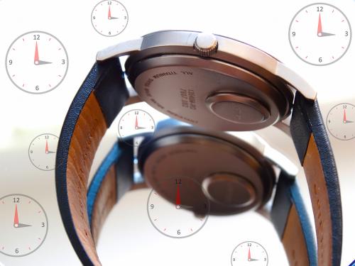 clock wrist watch bracelet
