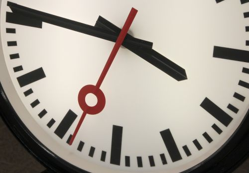 clock time pointer