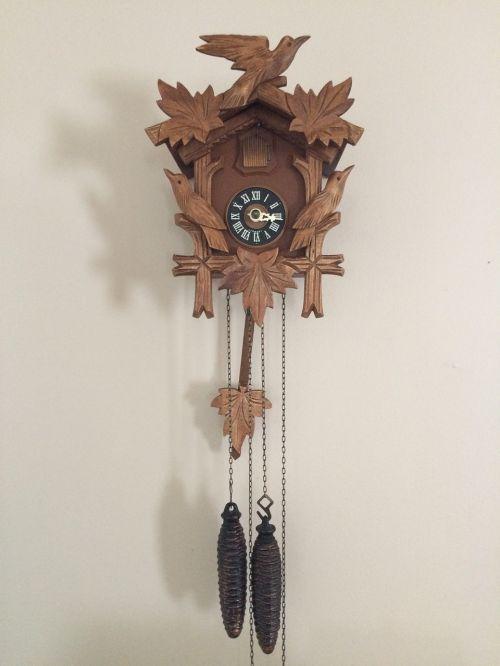 clock wall time clock