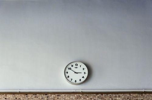 clock wall timepiece