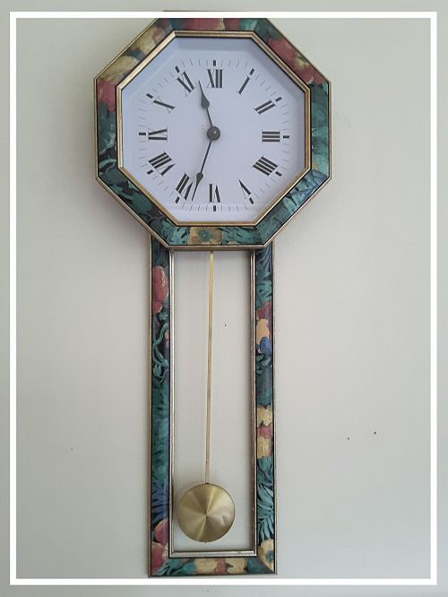 Clock On A Wall 2