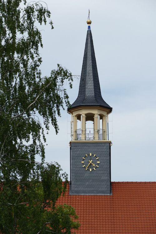 clock tower tower spire
