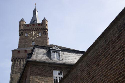 clock tower clock castle