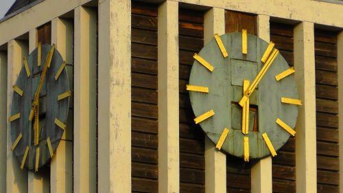 clock tower time clock