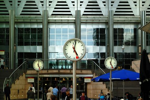 clocks corporate timing
