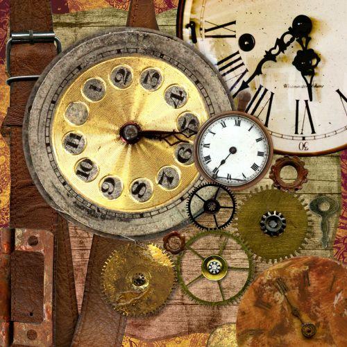 clocks background paper