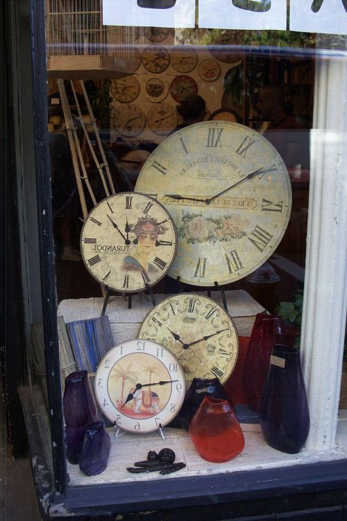 clocks antiques time