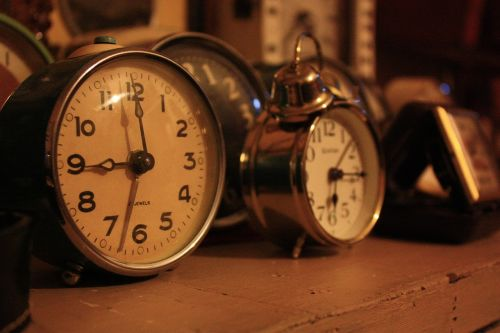 clocks decor time