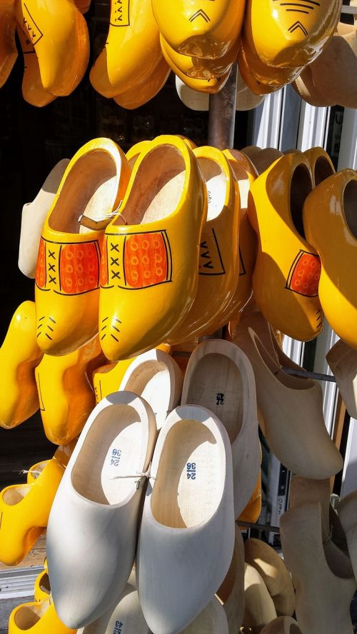 clogs netherlands shoe