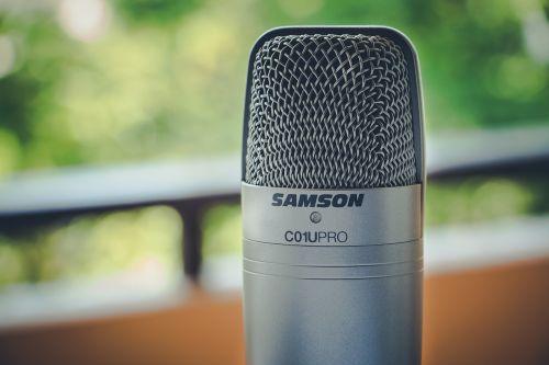 close up macro mic
