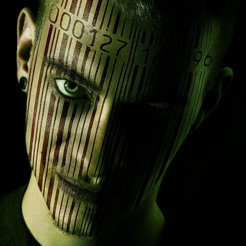 close-up creepy dark