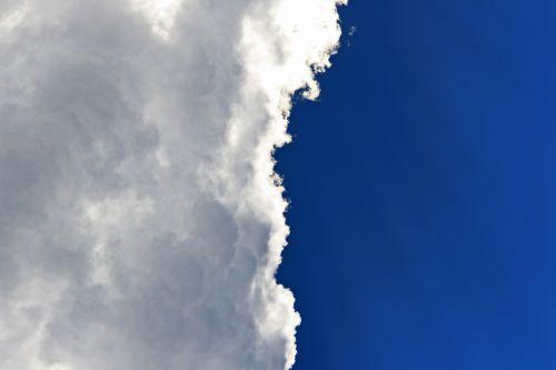 Close Up Of Cloud