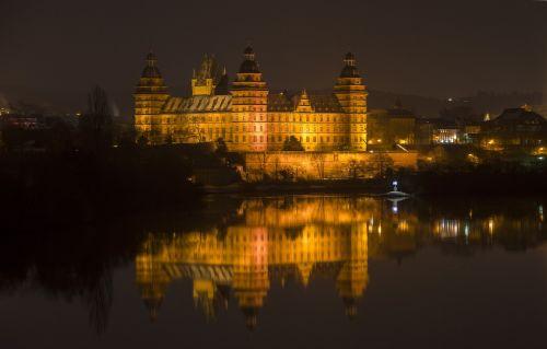 closed johannisburg aschaffenburg castle
