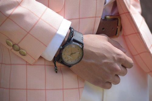 closet  dress code  watch
