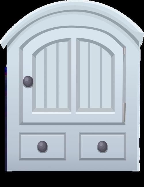 closet furniture blue