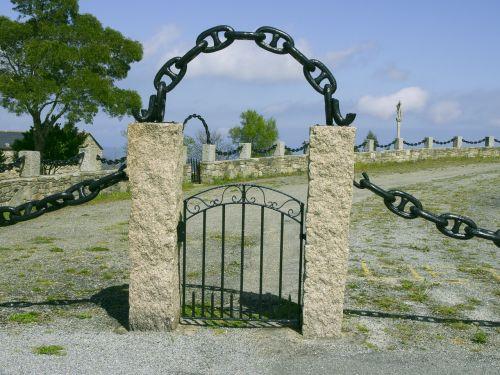 closure stone door
