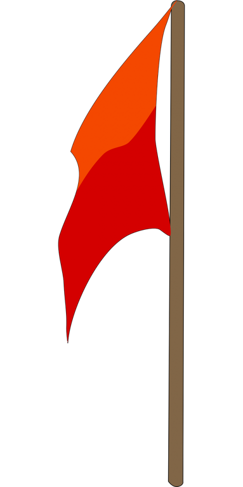 cloth color flag