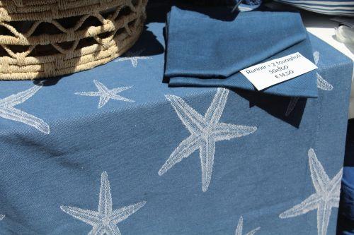 cloth napkins star