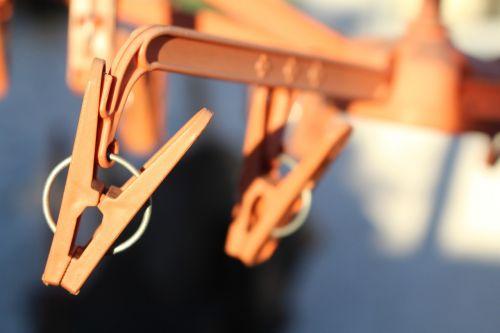 clothes clip hanger