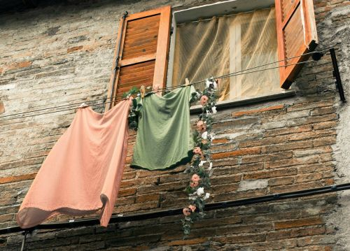clothes line window fortress
