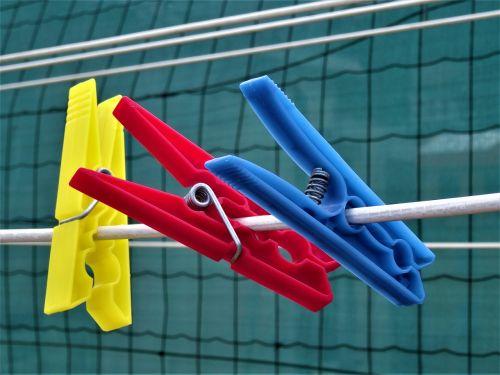clothes peg leash color