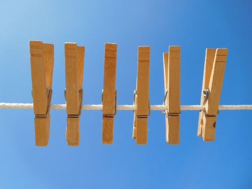 clothespin wooden clothespins clothesline