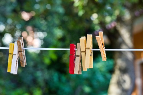 clothespins  mollete laundry  laundry