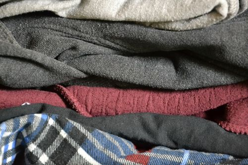 clothing clothes material