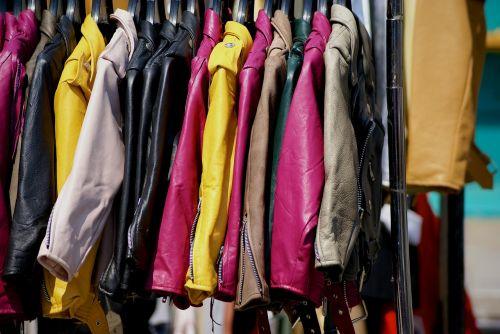 clothing jackets vintage