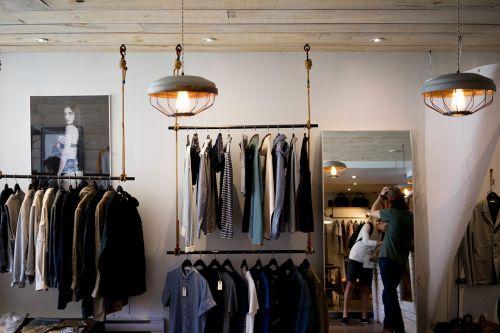 clothing store shop boutique