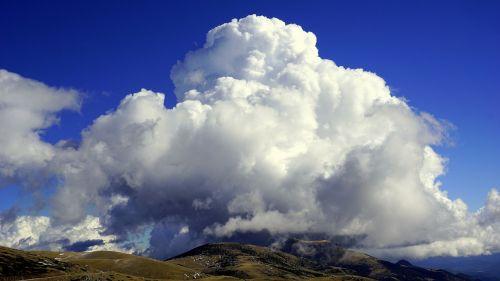 cloud cumulonimbus sky