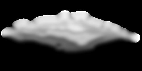 cloud blur gaussian blur