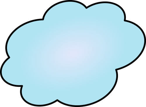 cloud speech bubble thinking